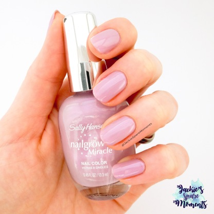 Sally Hansen NGM 170 Loyal Lavender