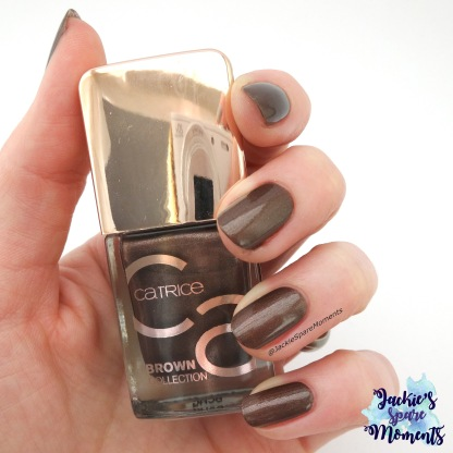Catrice Brown Collection Nail Lacquer 01 Fashion Addicted