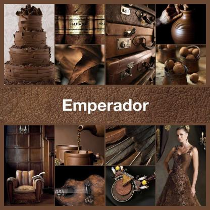 Emperador inspirational collage by thenailpolishhoarder