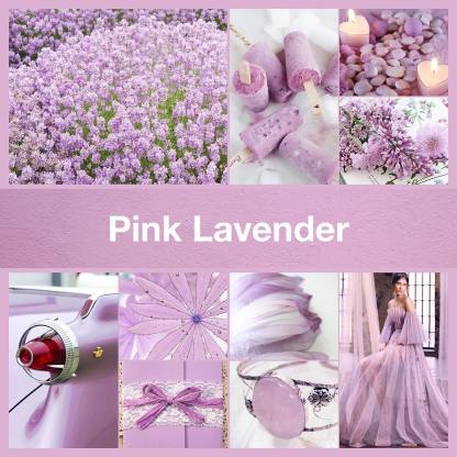 Pink Lavender inspirational collage by thenailpolishhoarder