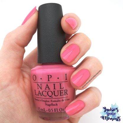 OPI Suzie has a sweede tooth