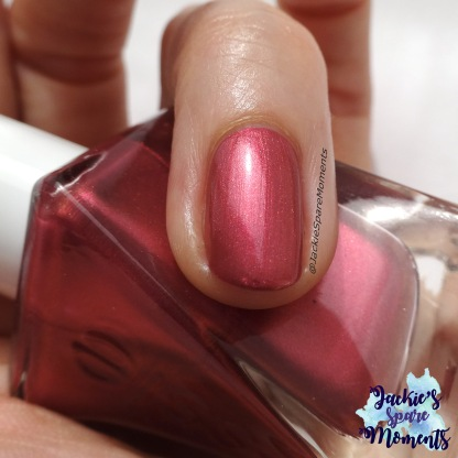 Essie Gel Couture x Reem Acra forever family swatch