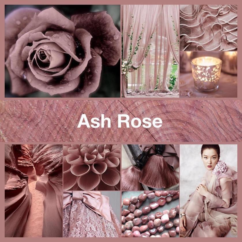 Inspirational collage Ash Rose by TheNailPolishHoarder