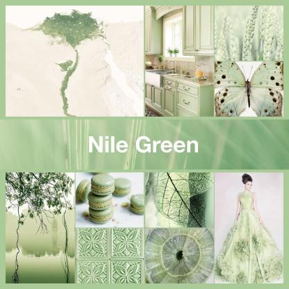 Inspirational collage Nile Green by TheNailPolishHoarder