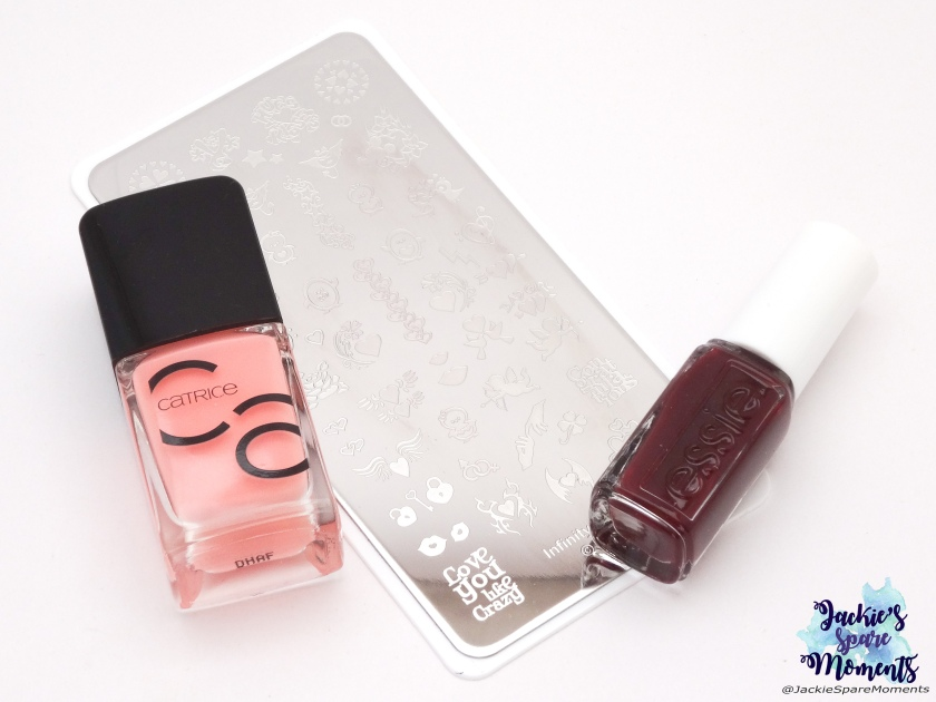 Catrice ICONails 08 Catch of the day, Essie Shearling Darling, Dashica Infinity Nails 67