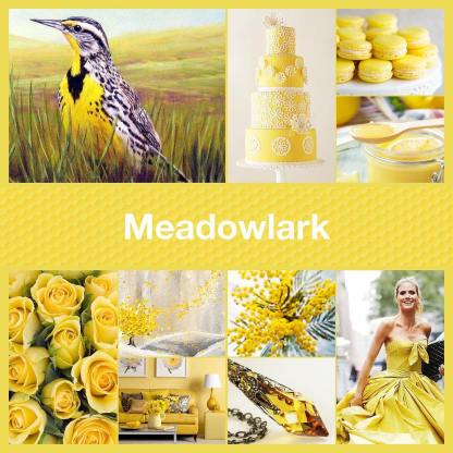 Inspirational collage Meadowlark by TheNailPolishHoarder