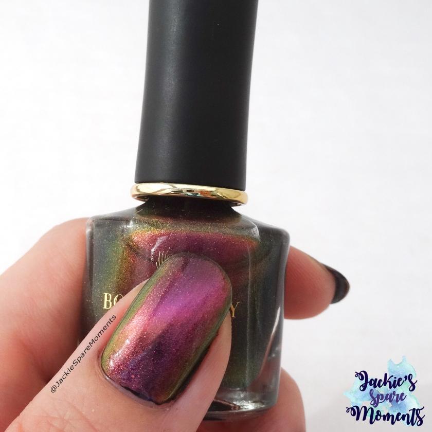 Born Pretty magnetic nail polish Astral Realm