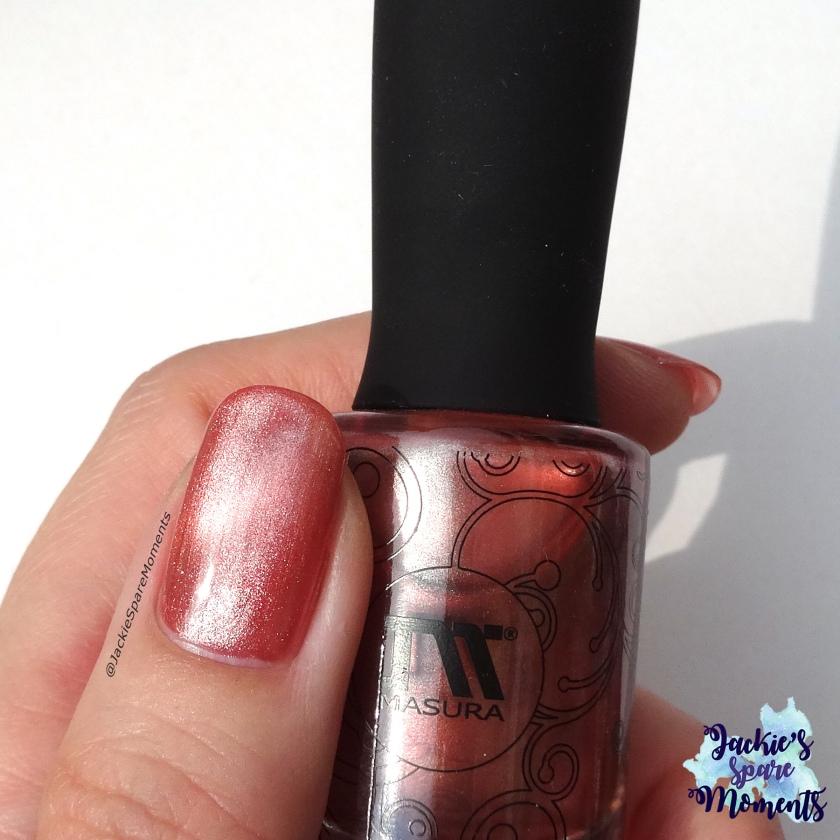 Masura Magnetic Polish Pink Pearl