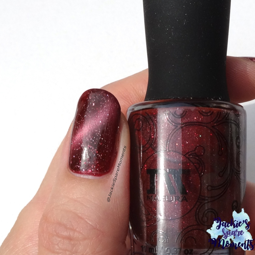 Masura Magnetic Polish The Red Square Nebula
