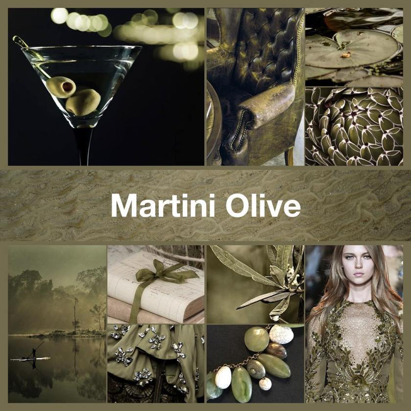 Inspirational collage Martini Olive by TheNailPolishHoarder