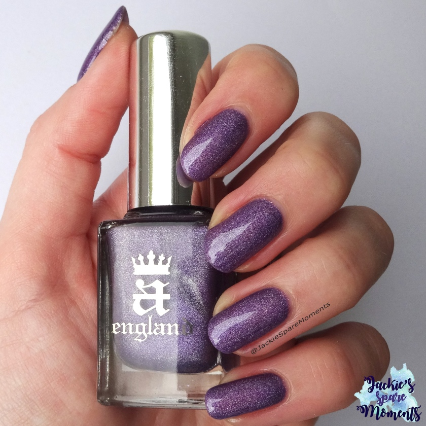 A-England nail polish Angel Grace