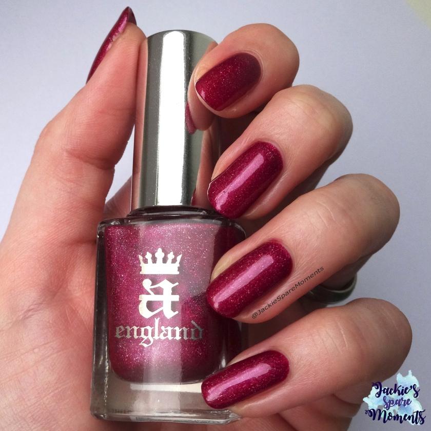 A-England nail polish Peaseblossom A Fairy