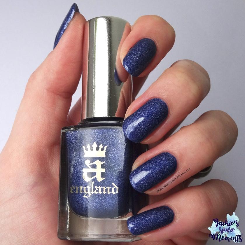 A-England nail polish Katherine Parr
