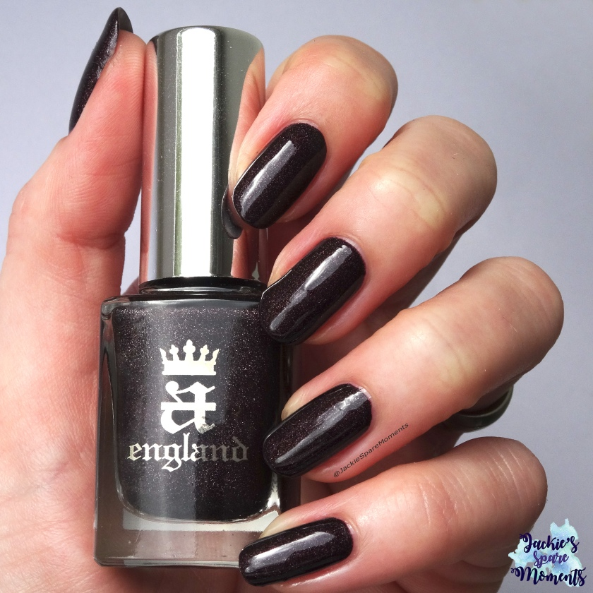 A-England nail polish In Robe and Crown