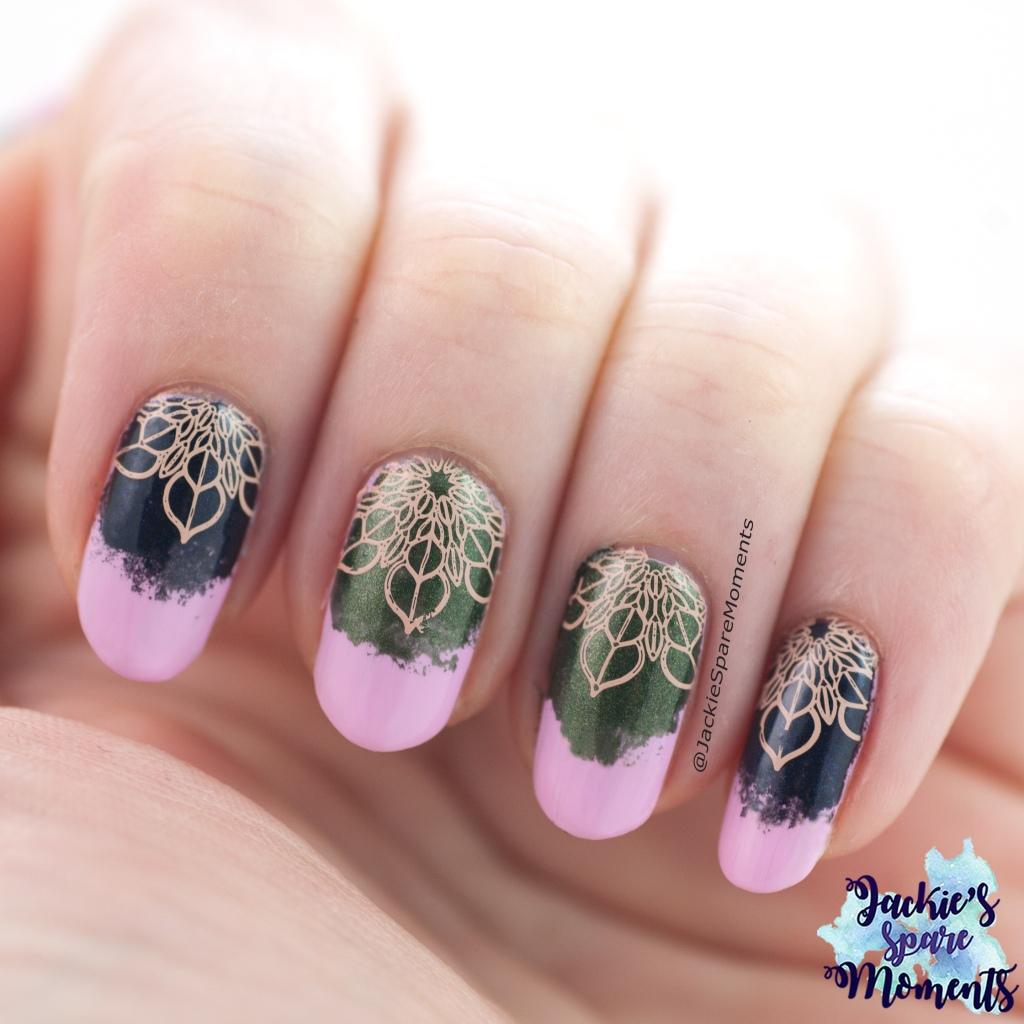 Pantone nail art number 3