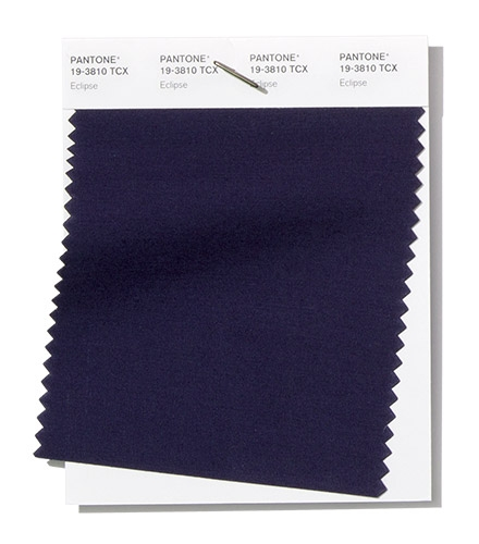 Pantone swatch Eclipse