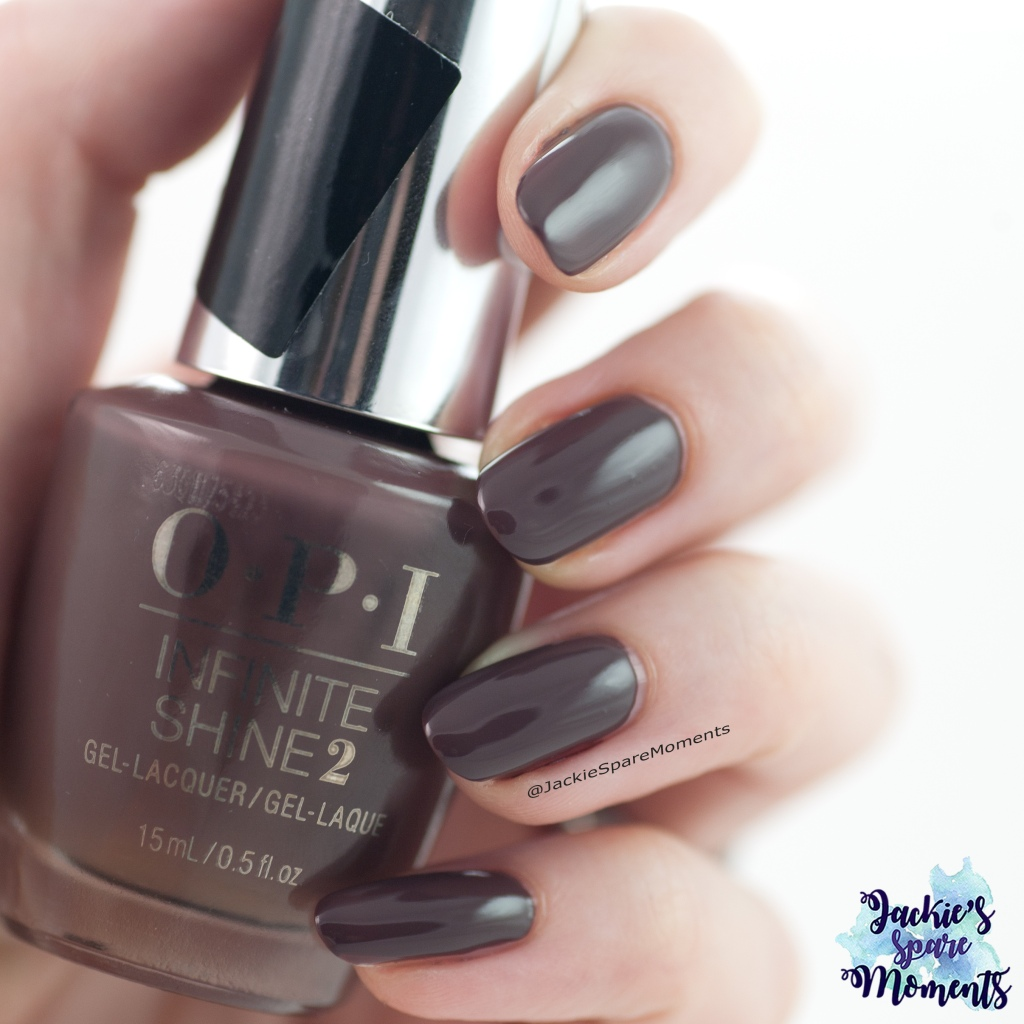 OPI That's what friends are Thor as Pantone Brown Granite