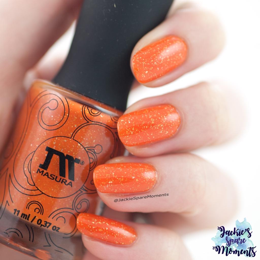 Masura Orange Fresh as Pantone Turmeric