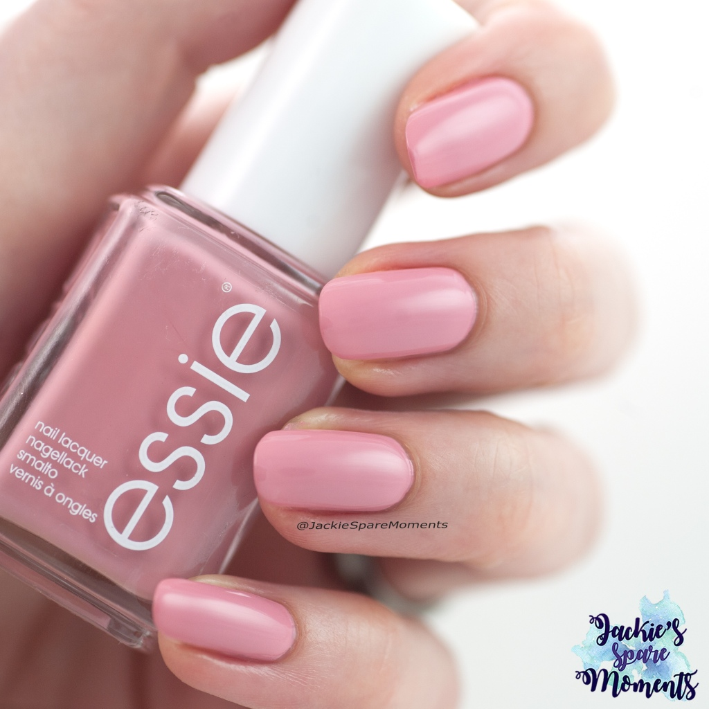 Essie Young, Wild & Me as Pantone Pressed Rose