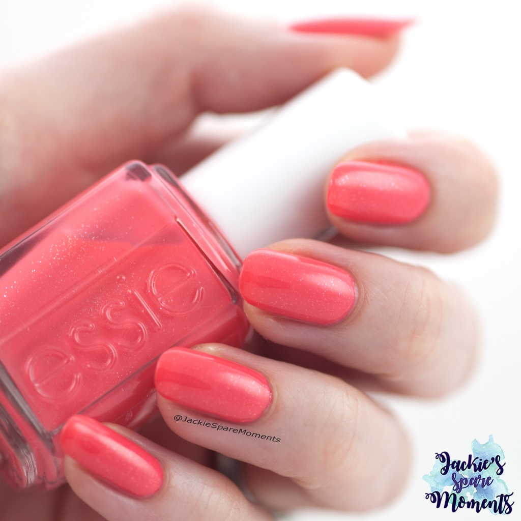 Essie Sunday Funday as Pantone Living Coral