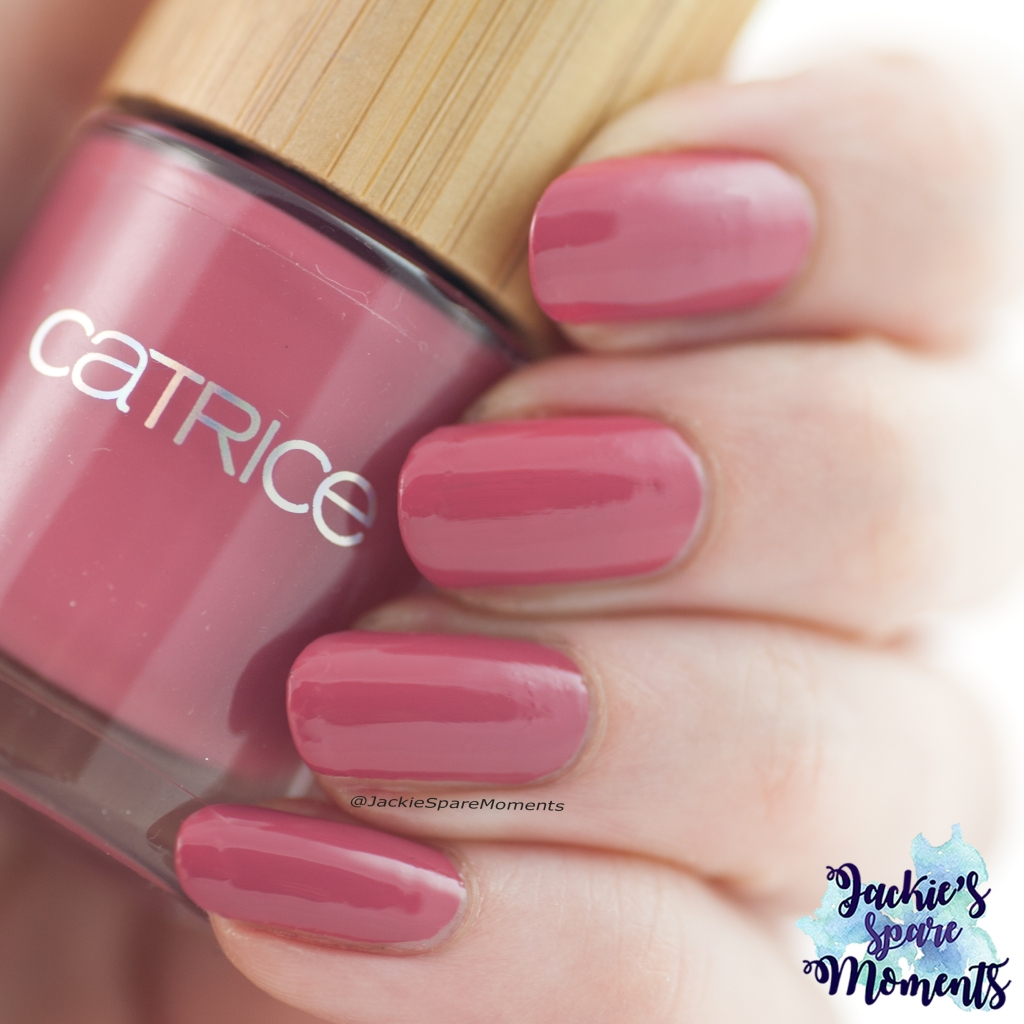 Catrice Pure Simplicity LE Nail Colour C01 Rosey Verve
