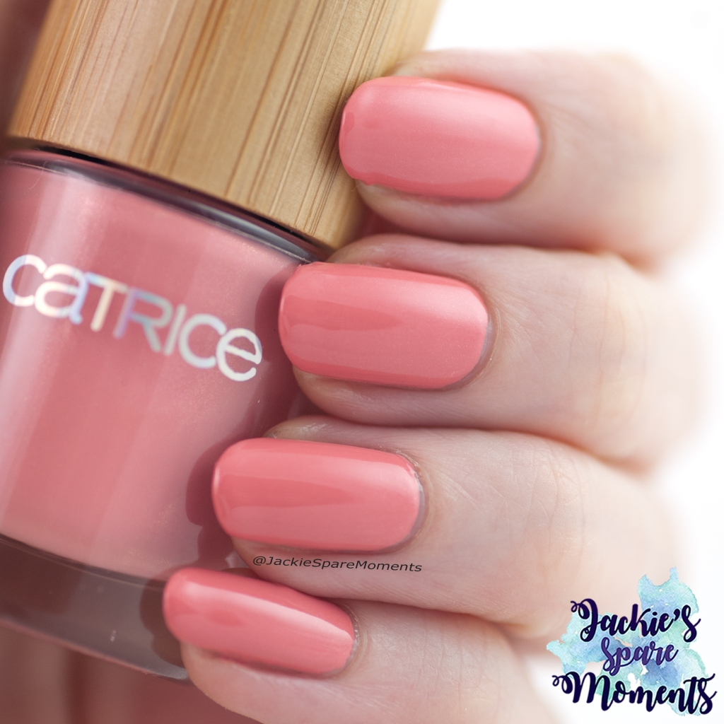 Catrice Pure Simplicity LE Nail Colour C02 Naked Petals