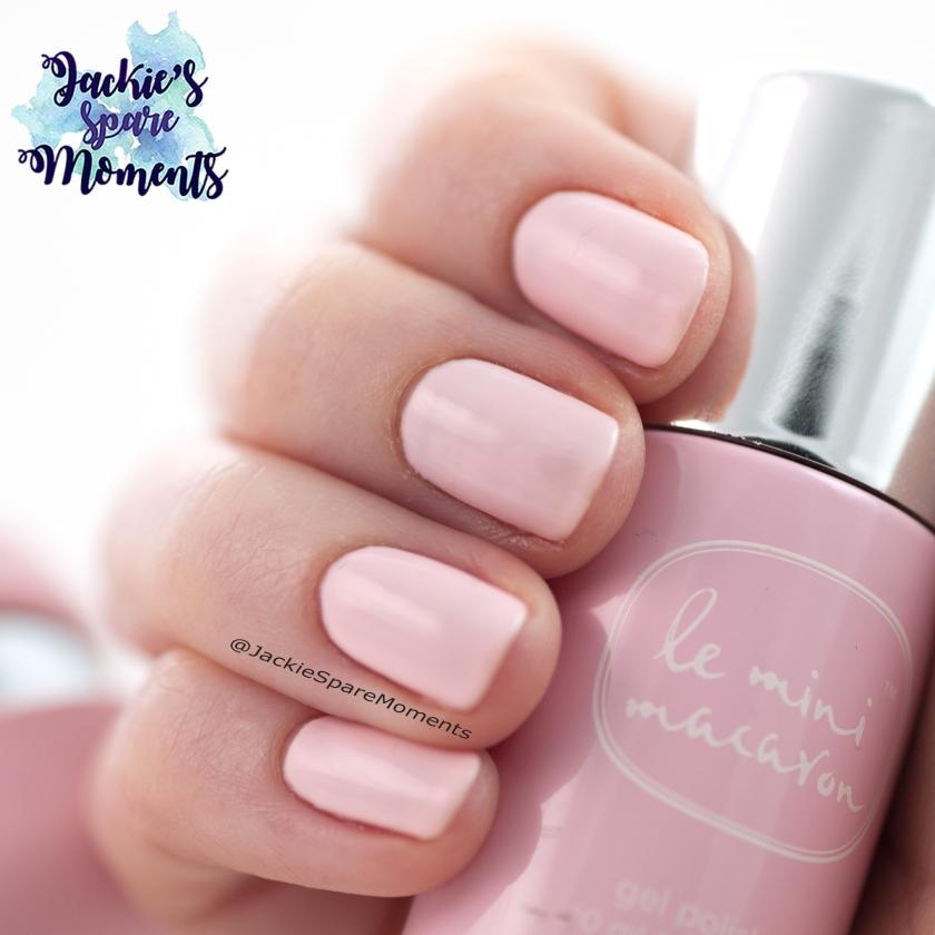 Le Mini Macaron Fairy Floss