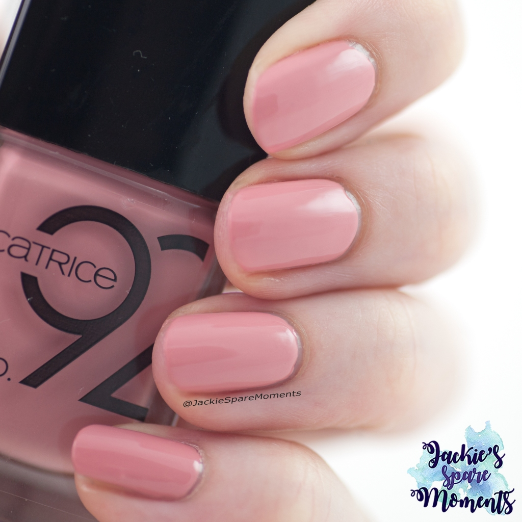 Catrice ICONails Gel Lacquer 92 Nude Not Prude