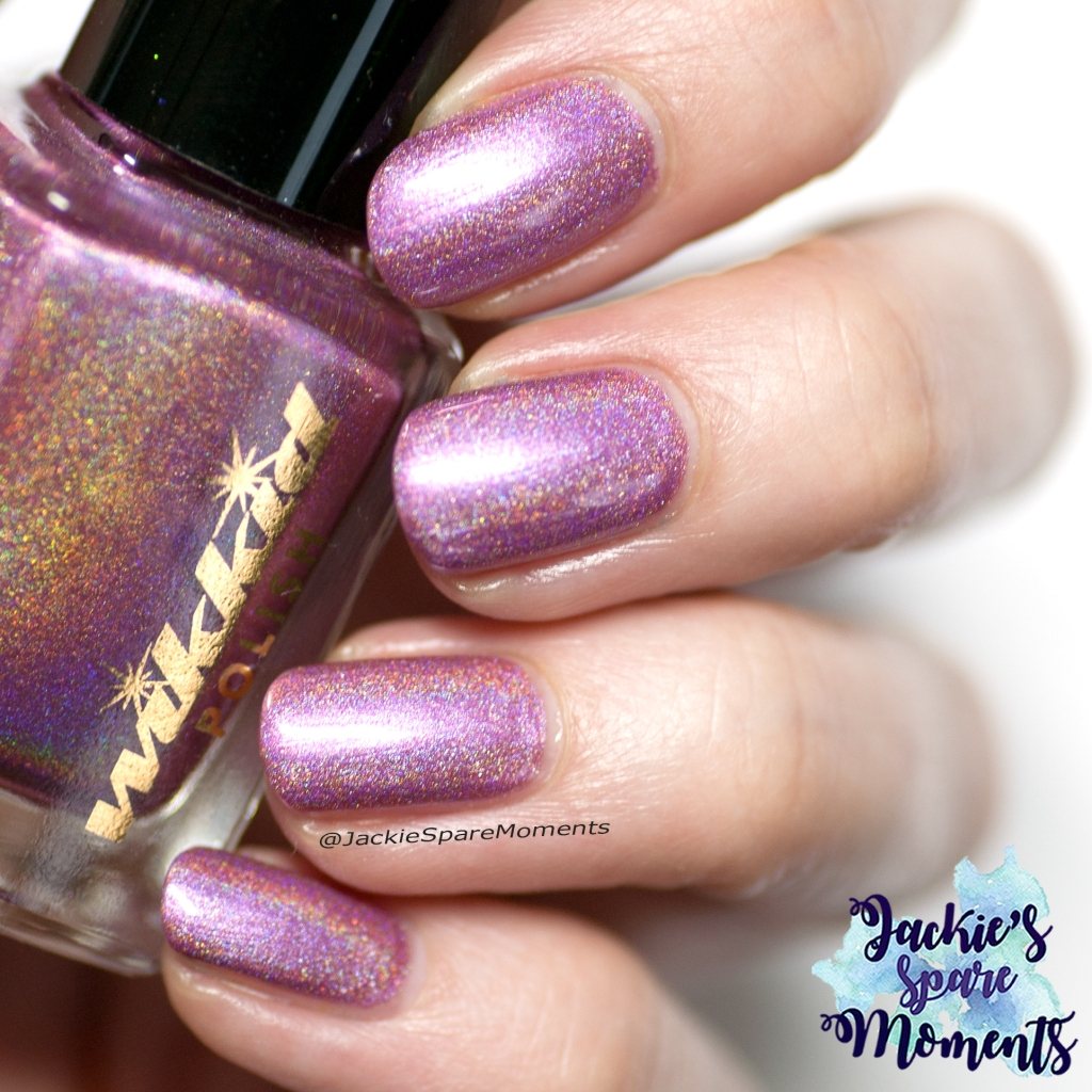 Wikkid polish Amnesia Rose (direct light)